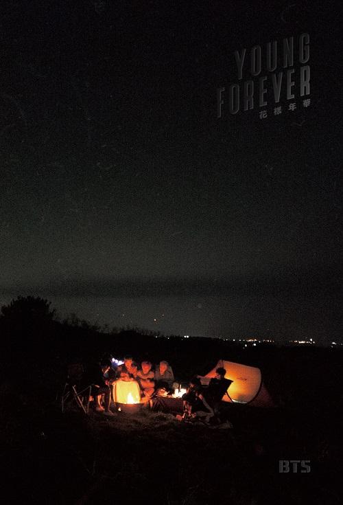 防弹少年团(BTS) - 花样年华 Young Forever [Night Ver.]