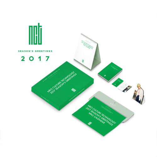 NCT - 2017 SEASON'S GREETING