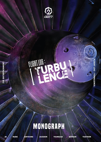 GOT7 - FLIGHT LOG: TURBULENCE MONOGRAPH