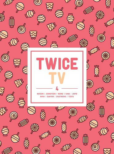 TWICE - TWICE TV4 DVD