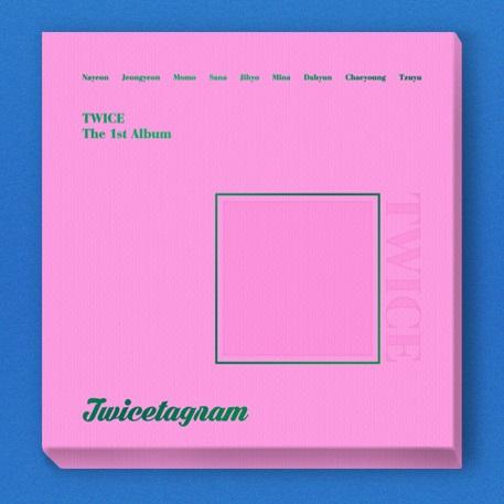 TWICE - 1집 TWICETAGRAM [A Ver.]