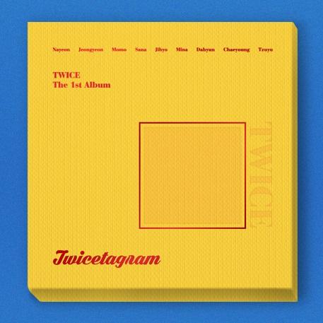 TWICE - 1집 TWICETAGRAM [B Ver.]