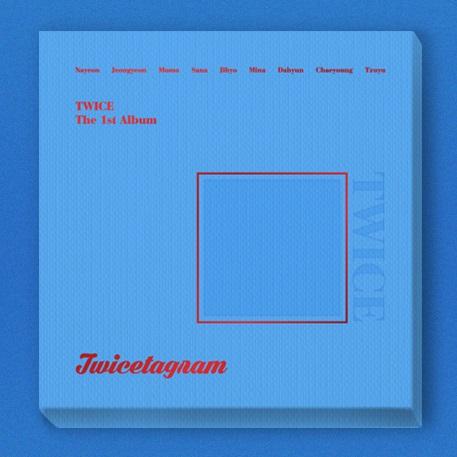 TWICE - 1집 TWICETAGRAM [C Ver.]