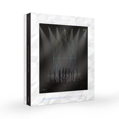 SEVENTEEN - 2018 Concert 'IDEAL CUT' in Seoul DVD