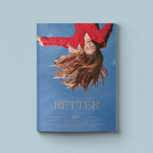 BOA - 10辑 BETTER [Normal Edition]