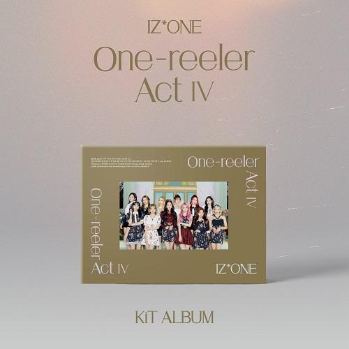 IZ*ONE - ONE-REELER ACT Ⅳ [KiT Album]