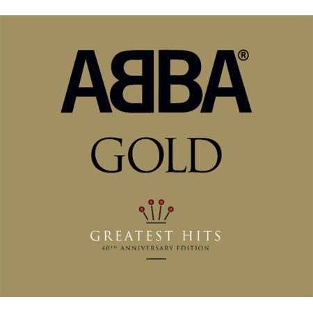 ABBA - GOLD [40TH ANNIVERSARY EDITION]