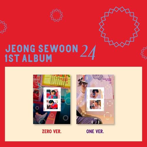 郑世云(JEONG SE WOON) - 1辑 24 Part.2 [One Ver.]