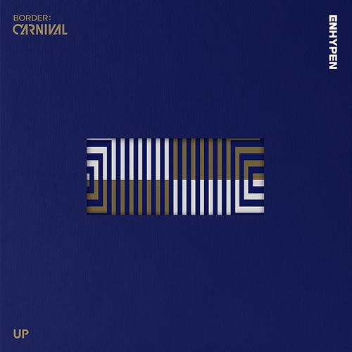 ENHYPEN - BORDER : CARNIVAL [UP Ver.]
