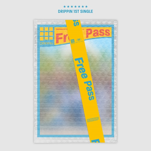 DRIPPIN - FREE PASS [A Ver.]