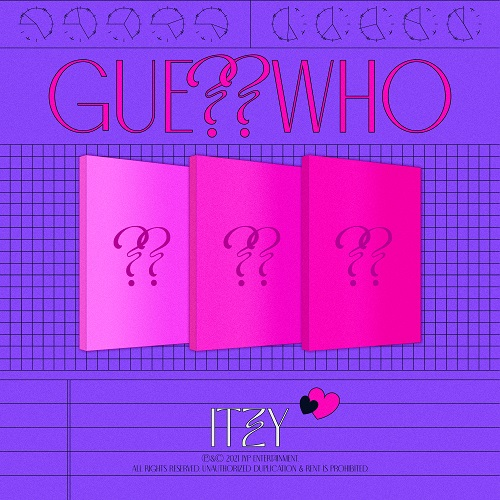 ITZY - GUESS WHO [Day Ver.] [리아SIGN]