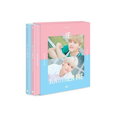 SF9 - Photo Essay ME, ANOTHER ME [Set Ver.]