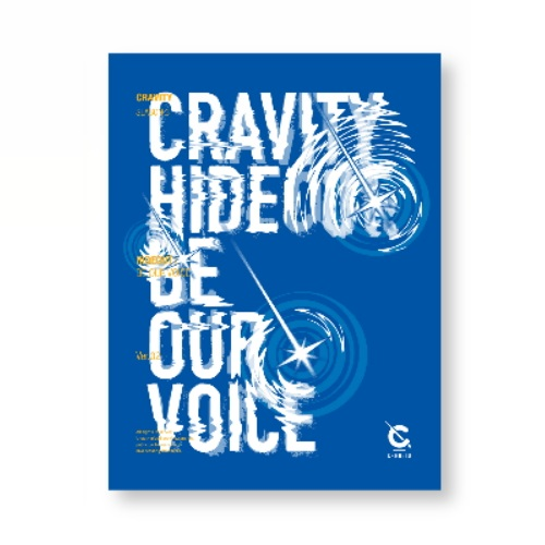 CRAVITY - SEASON3. HIDEOUT: BE OUR VOICE [Ver.2]