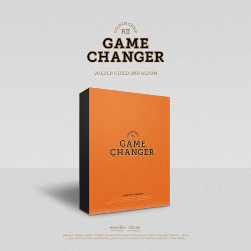 GOLDEN CHILD - GAME CHANGER [Limited Edition]d