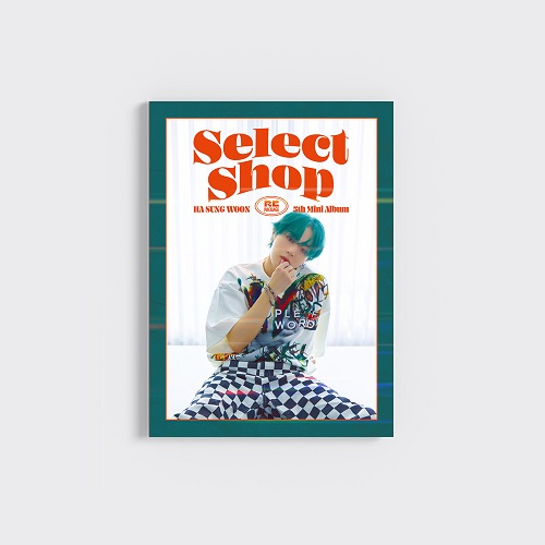 河成云(HA SUNG WOON) - SELECT SHOP [Sweet Ver.]