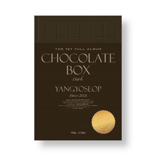 梁耀燮(YANG YO SEOP) - CHOCOLATE BOX [Dark Ver.]