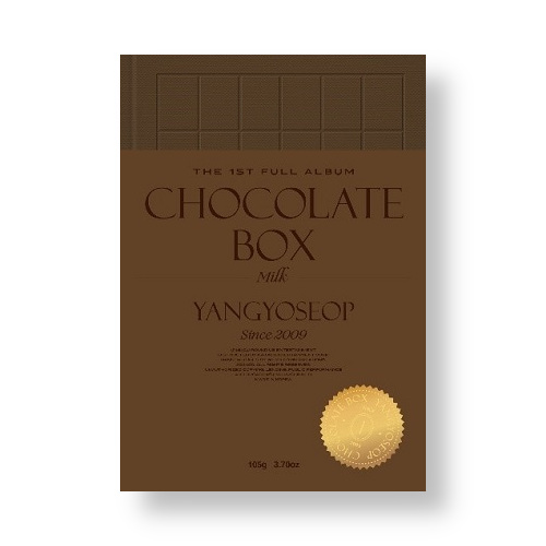 梁耀燮(YANG YO SEOP) - CHOCOLATE BOX [Milk Ver.]