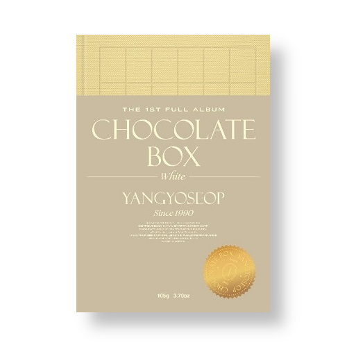 梁耀燮(YANG YO SEOP) - CHOCOLATE BOX [White Ver.]