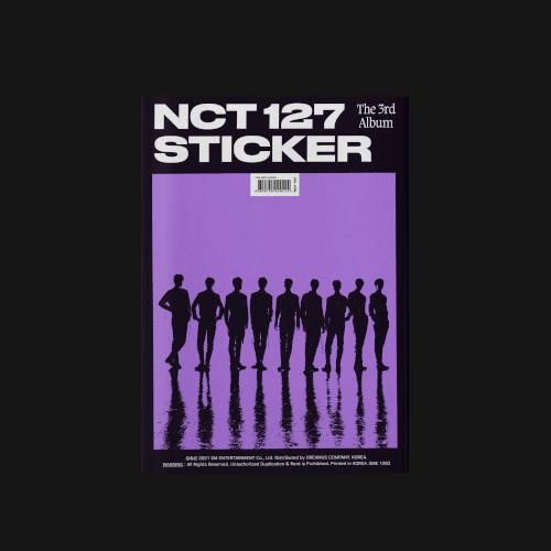NCT 127 - 3辑 STICKER [Sticker Ver.]